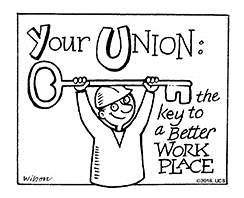Your Union Key to Better Workplace